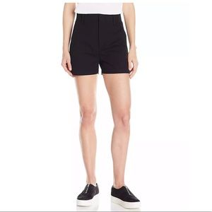 Vince Black high waist casual shorts size 12
